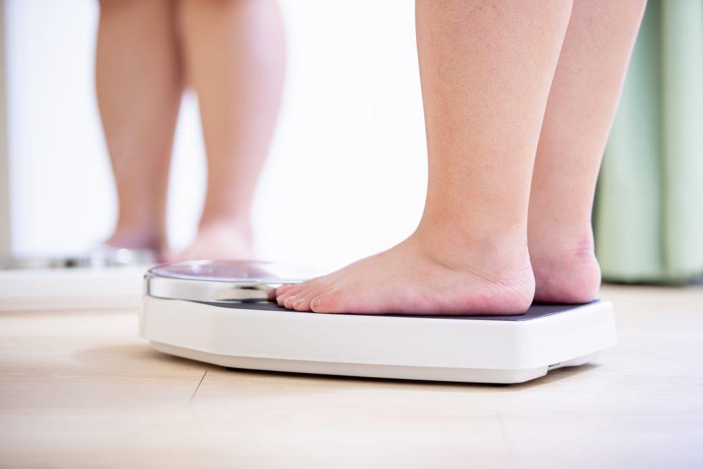 maladie du foie poids