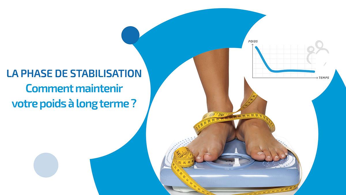 Stabilisation du poids - RNPC