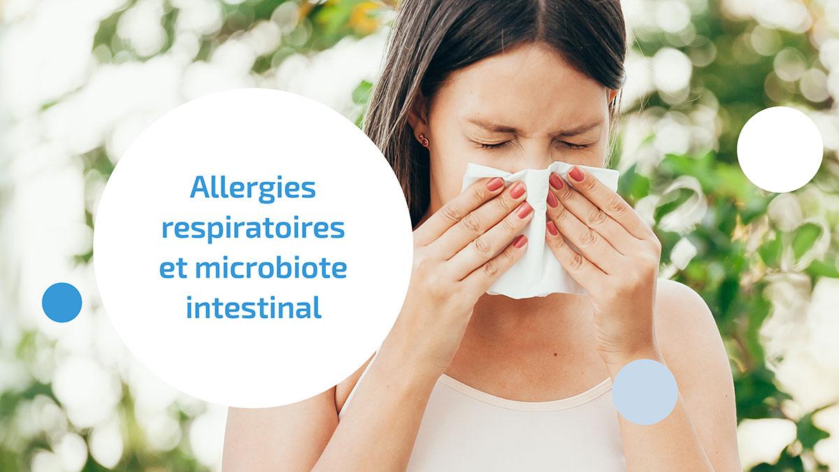 Microbiote allergies respiratoires